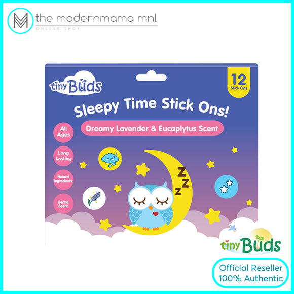 Tiny Buds Sleepy Time Stick Ons! Lavender Scent