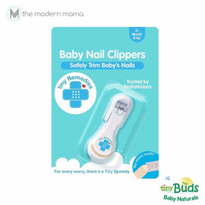 Tiny Buds Baby Nail Clippers for Ages 0+