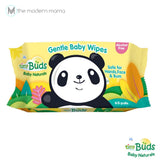 Tiny Buds Baby Wipes 65 pulls