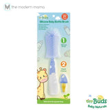 Tiny Buds Silicone baby Bottle Brush Set