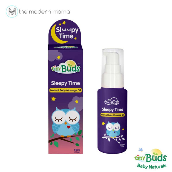 Sleepy Time Natural Baby Oil