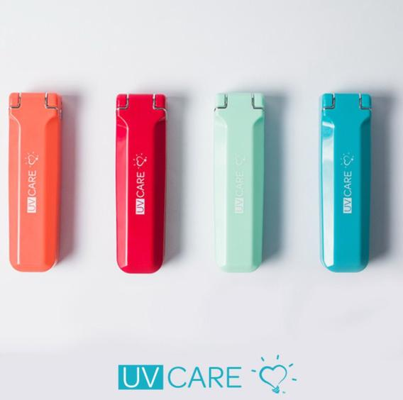 UV Care UV Wand Pocket Sanitizer Vogue Collection