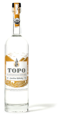 TOPO Organic Carolina Whiskey Moonshine