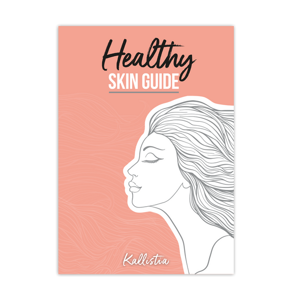 Kallistia Healthy Skin Guide (Included with the Acne Cleanse)