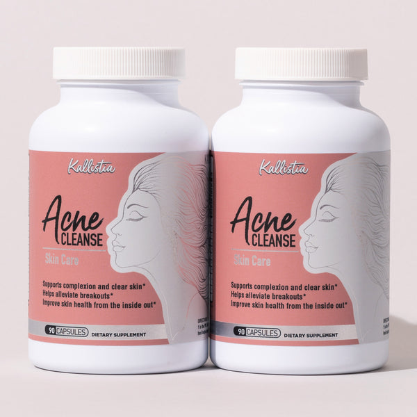 Acne Cleanse Capsules - 3 Month Supply