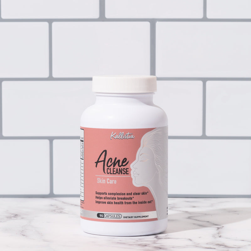 Acne Cleanse Capsules - 45 Day Supply