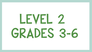 Level 2 French Grades 3 - 6