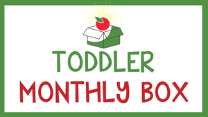 Language Sprout in a Box - Toddler Spanish