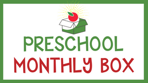 Language Sprout in a Box - Preschool Chinese