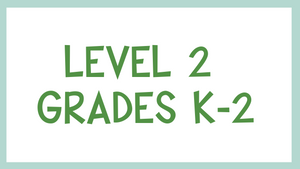 Level 2 French Grades K-2