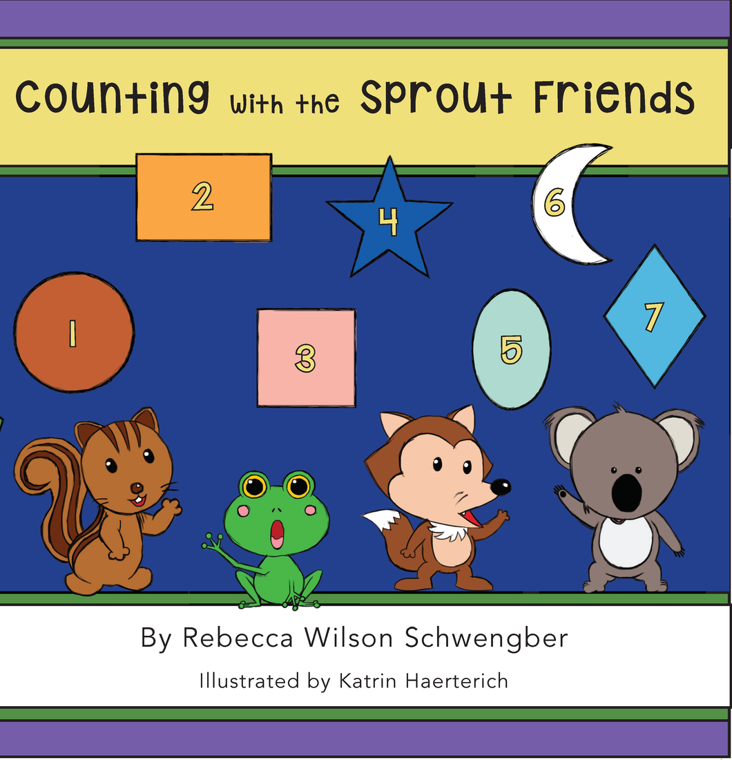 Counting with the Sprout Friends