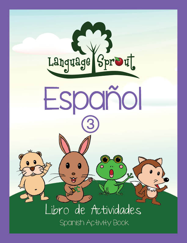 Spanish Workbook 3