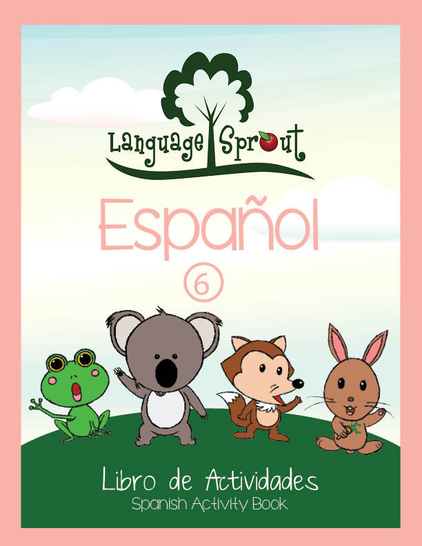 Spanish Workbook 6