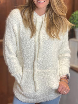 Camilla Cozy Sweater in Ivory