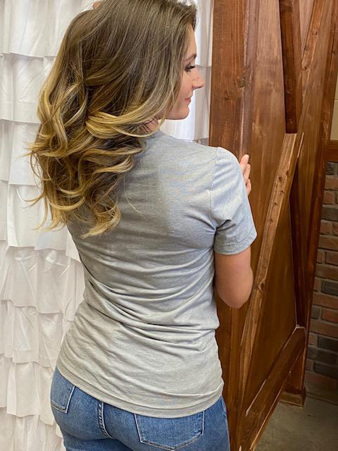 Colorado Cutie Grey Tee