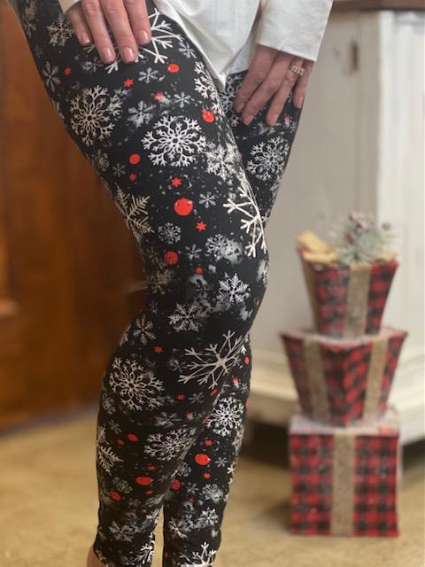 Frosted Signature Soft Leggings