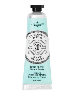 La Chatelaine Hand Cream - Coconut Milk