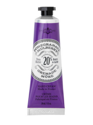 La Chatelaine Hand Cream - Pomegranate Mulberry
