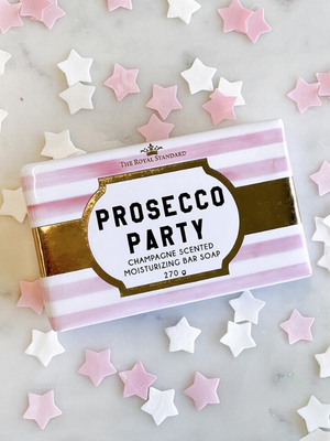 Royal Standard Prosecco Party Champagne Scented Soap