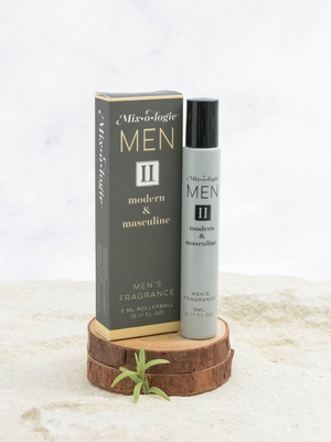 Mixologie Blendable Fragrance for Him - Modern & Masculine