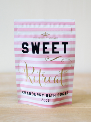 Royal Standard Sweet Retreat Bath Sugar