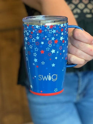 Swig 18 oz. Travel Mug - Star Burst