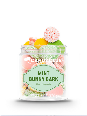 Candy Club - Mint Bunny Bark