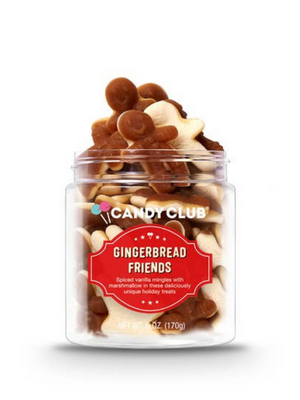 Candy Club - Gingerbread Friends