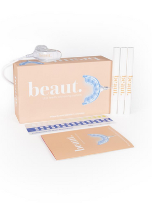 Beaut. Teeth Whitening Kit Intro Price Pre-Order