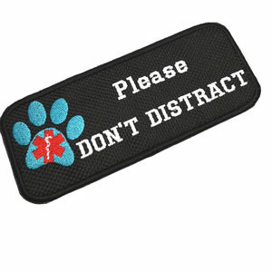 Please Don't Distract Patch / Service Dog