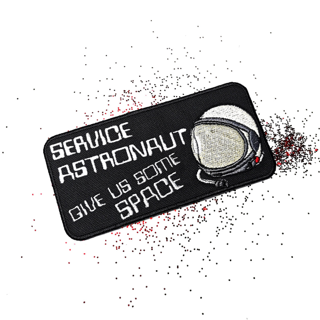 Astronaut Patch / Service Dog