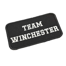 Load image into Gallery viewer, TEAM WINCHESTER Supernatural Patch