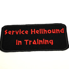 Load image into Gallery viewer, Hellhound In Training Patch / Service Dog