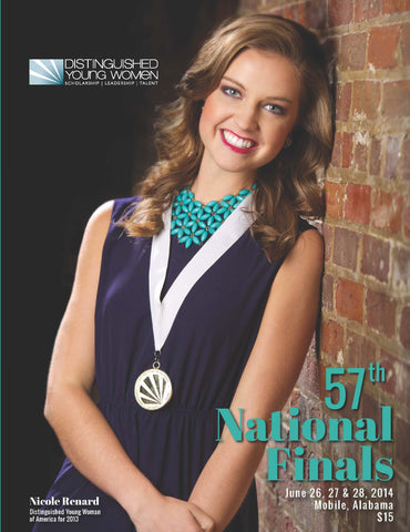 57th National Finals Program Book- 2014 / Clearance