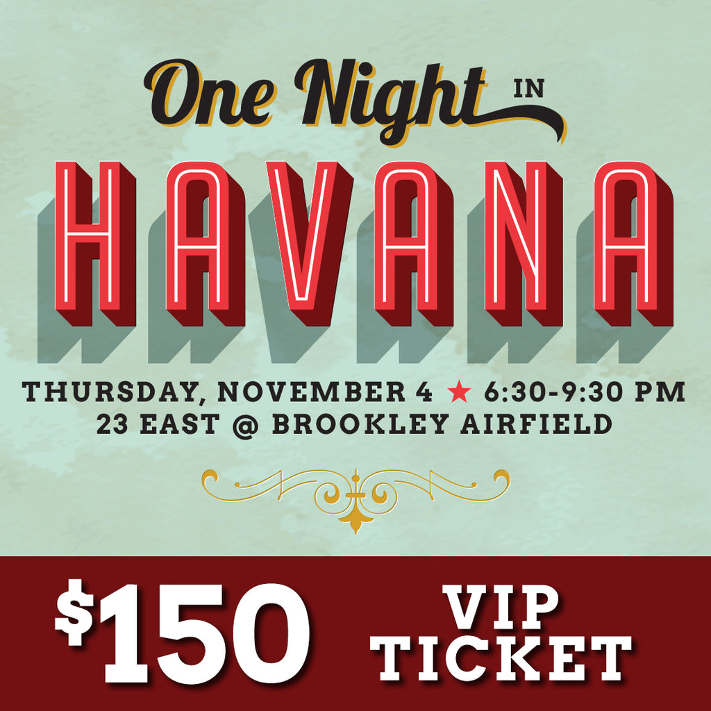 One Night in Havana - VIP Admission