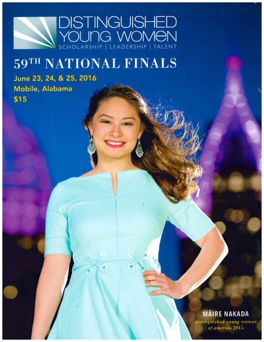 59th National Finals Program Book / Clearance