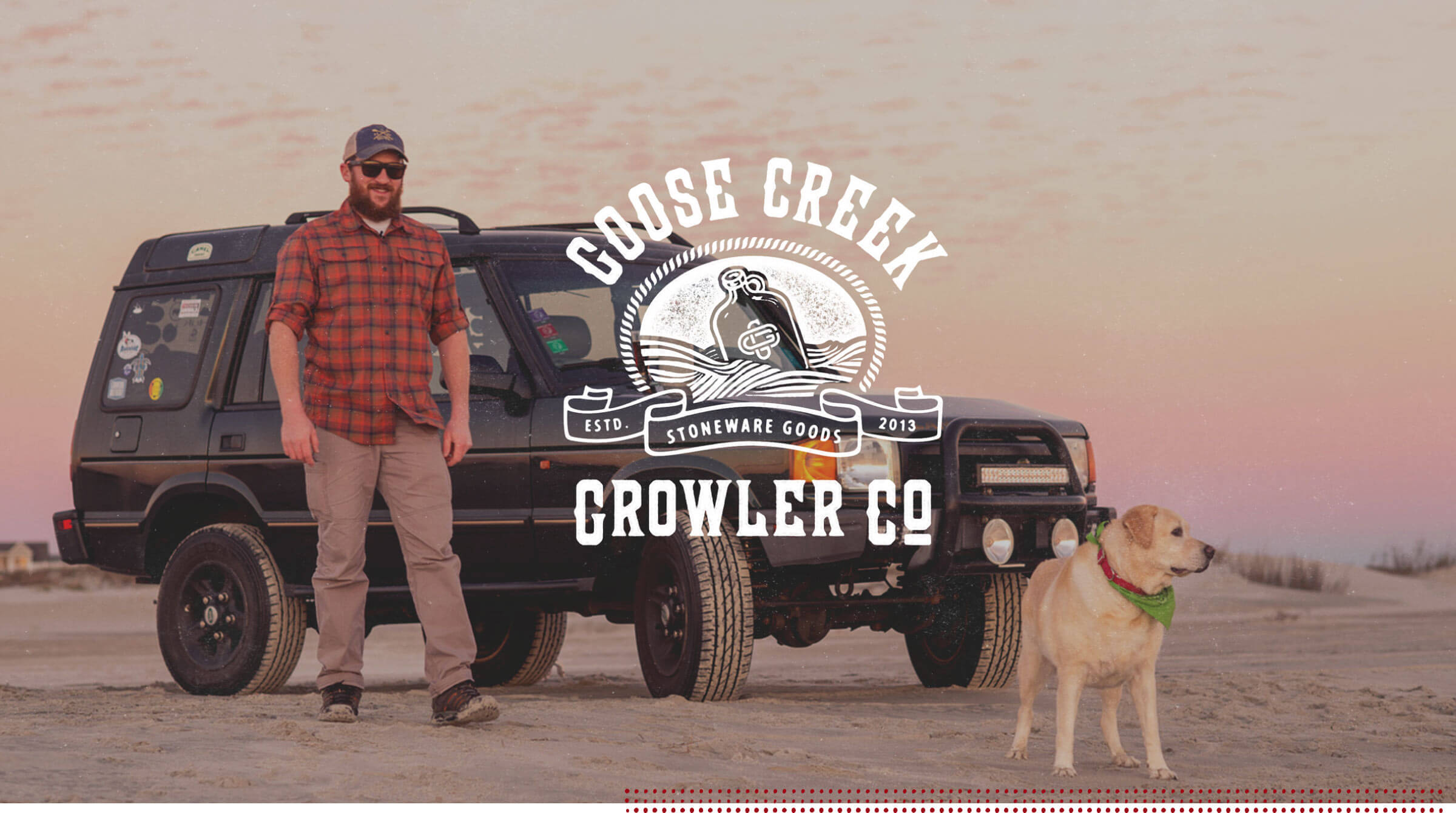 About Goose Creek Growler Company