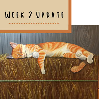 Mural Project: Week Two