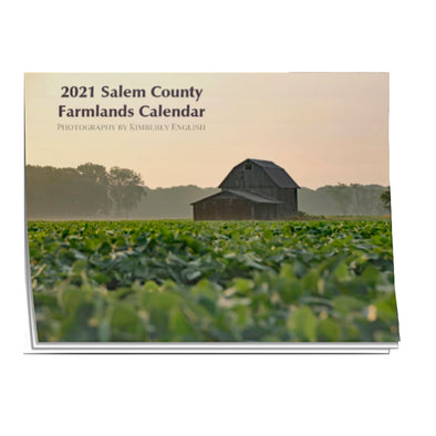 2021 Salem County Farmlands Calendar