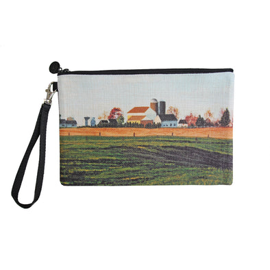 Aldine, NJ Clutch Bag