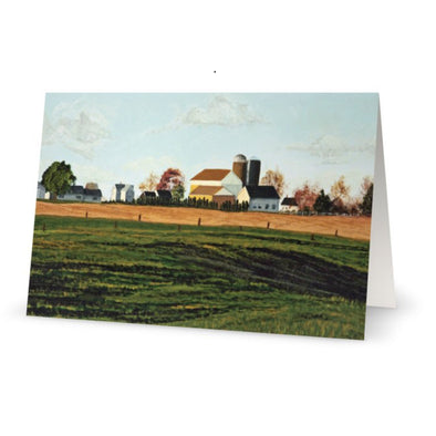 Aldine, NJ Greeting Card
