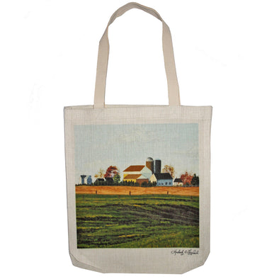 Aldine, NJ Tote Bag