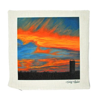 Aldine Sunset Pillow Sham