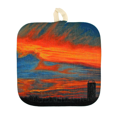 Aldine Sunset Pot Holder