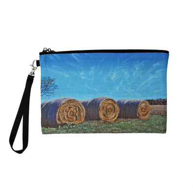 Autumn in Daretown Clutch Bag