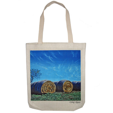 Autumn in Daretown Tote Bag