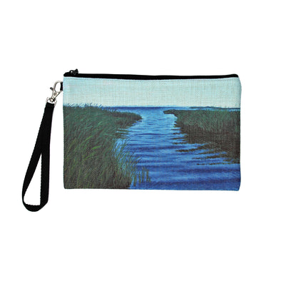 Bayside Road Greenwich, NJ Clutch Bag