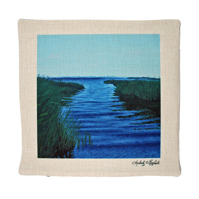 Bayside Road Greenwich, NJ Pillow Sham