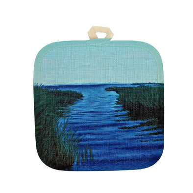 Bayside Road Greenwich, NJ Pot Holder