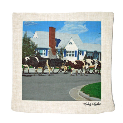 Caught in Another Country Moment Pillow Sham